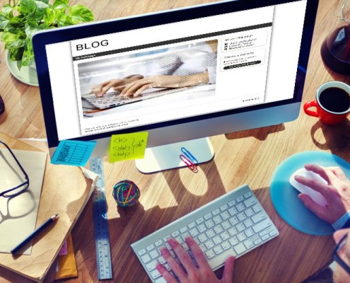 Blog v marketingu