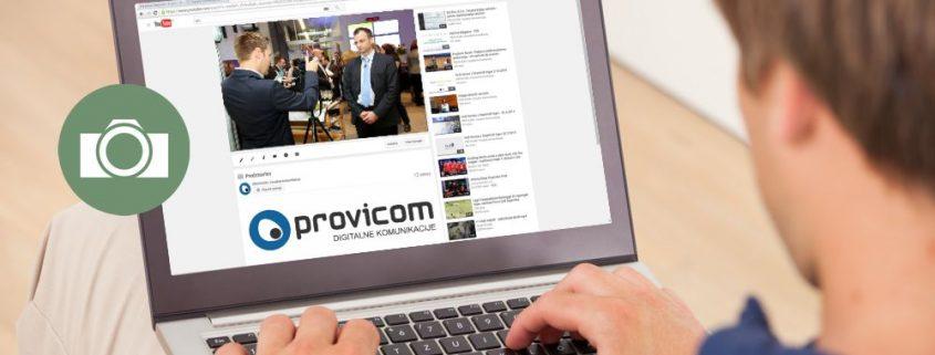 kako se lotiti video blogov