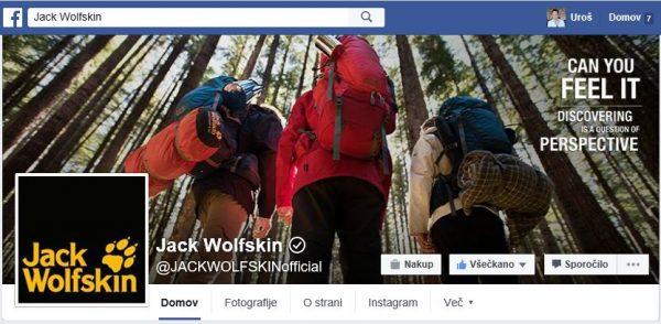 Naslovna slika Facebook strani
