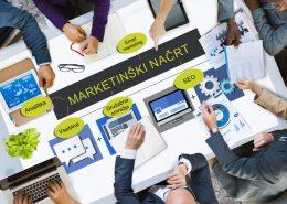 Marketinški načrt